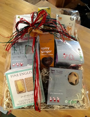 Make some one (or a whole families) Christmas with this hamper!