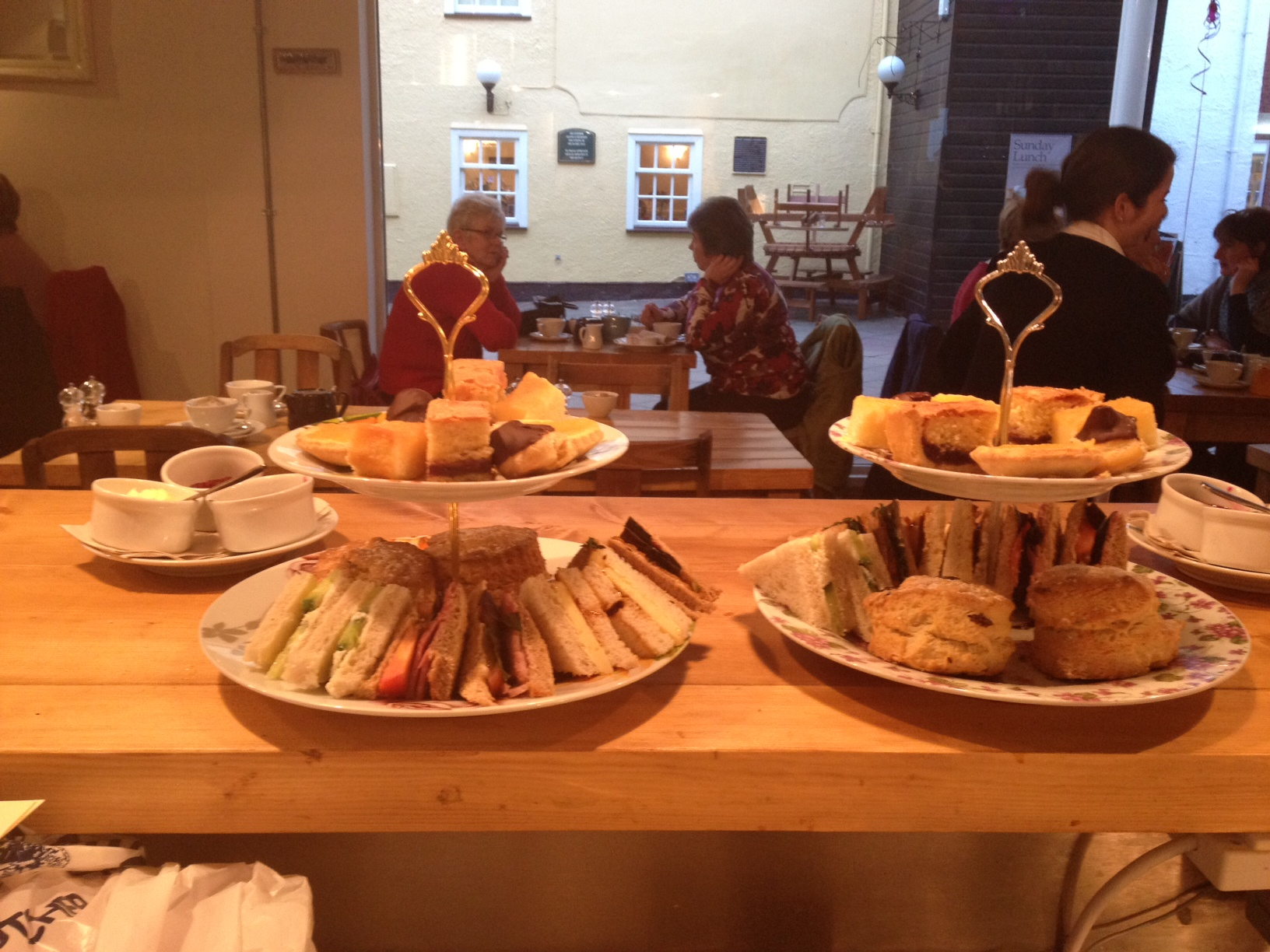 Newmarket Tea Room