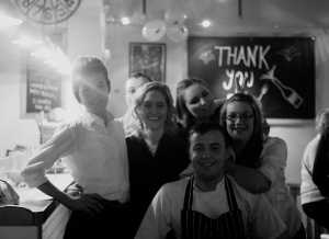Love great food? Passionate about service? Then why not join our team?!