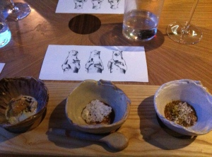 3 bears porridge. THE END.
