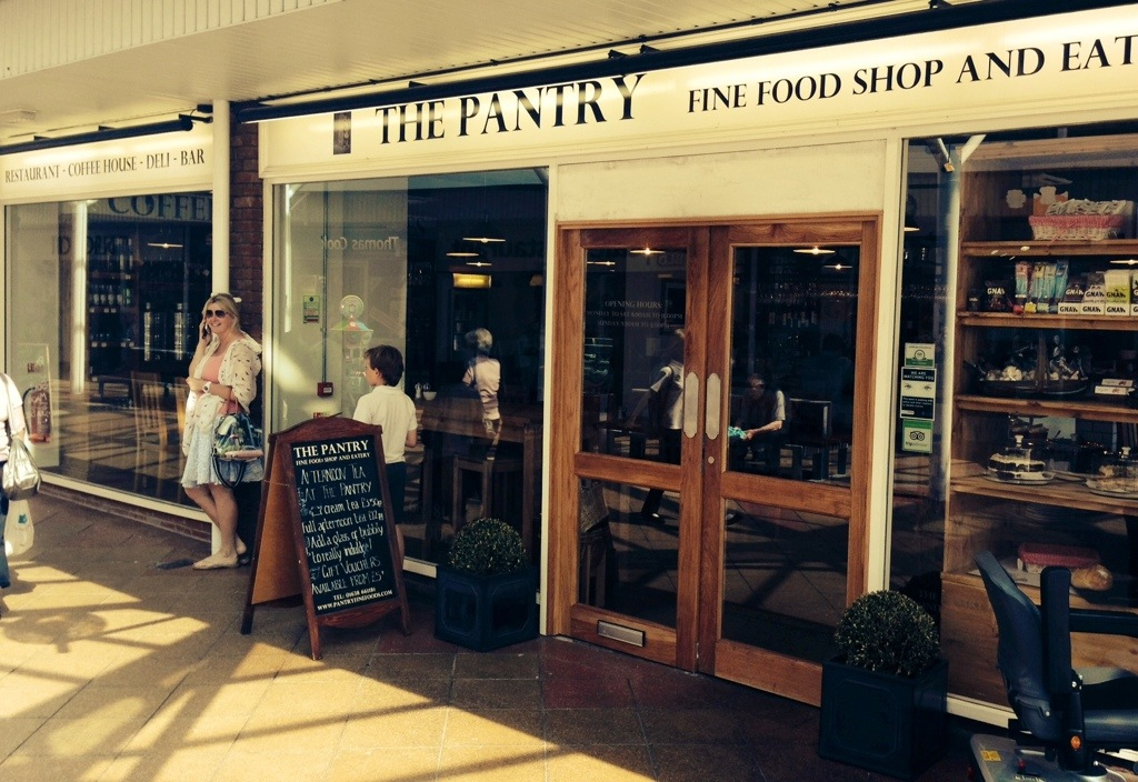 Man Cave Store Newmarket : The pantry newmarket u fine food shop and restaurant