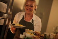 Come dine with us, we are open for breakfast lunch and dinner over the Guineas week end!