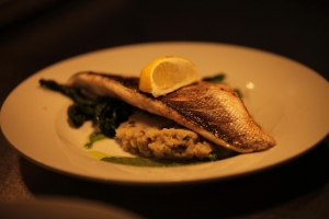 Fresh Fish is always a feature on our specials board.